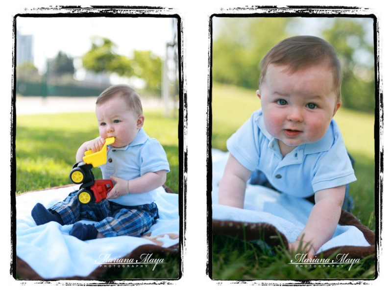 baby boy portrait session in San Jose CA