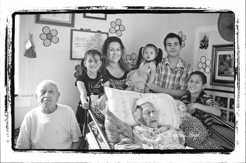 last images of a grandmother