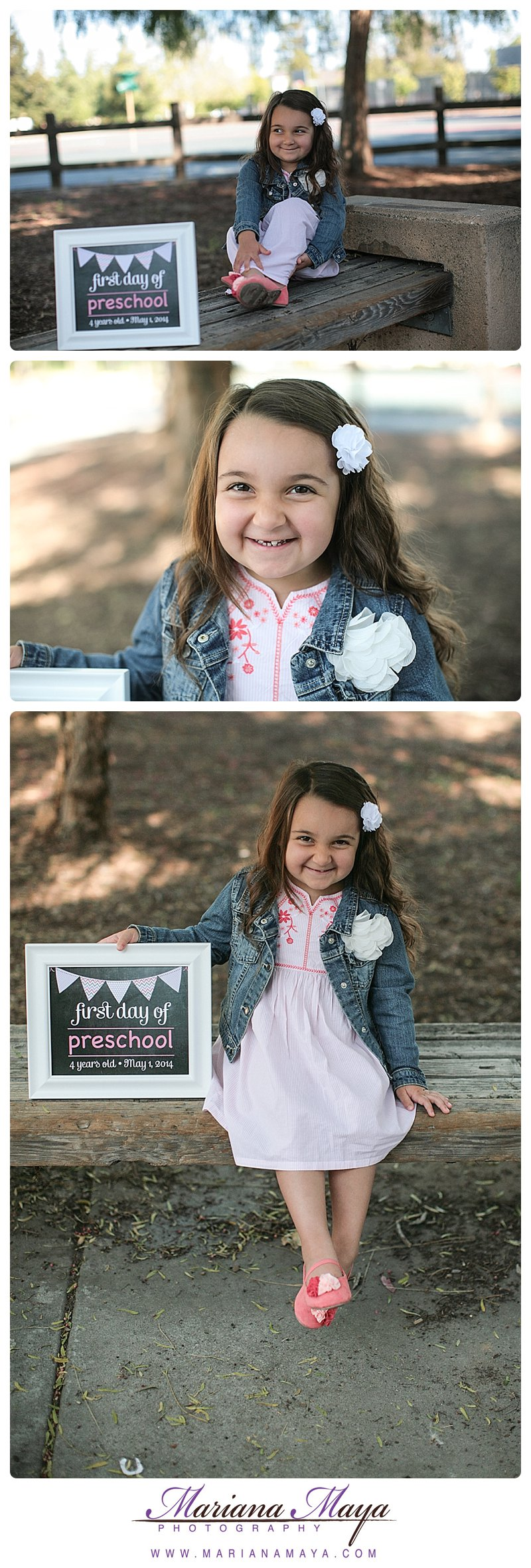 first day of school portraits 2