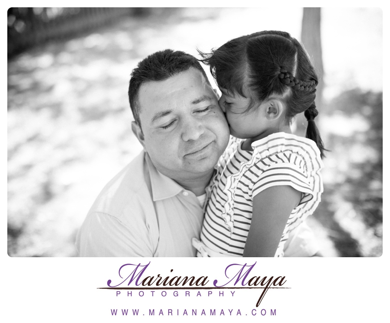 daddy and me portraits